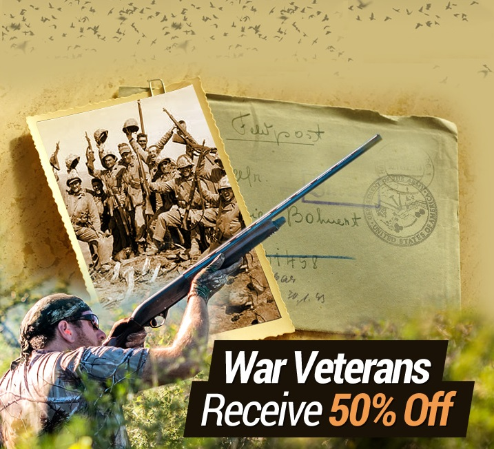 War Veterans Promo